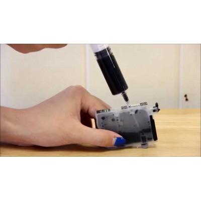 Cartuccia Compatibile Epson Ciano Fotografico Serie T033540