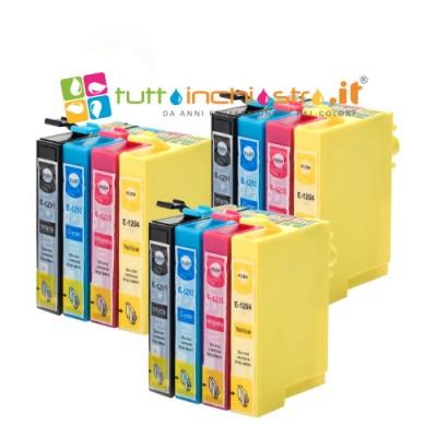 Kit 10 Cartucce Compatibili...