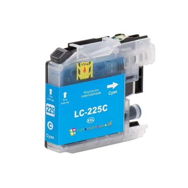 Kit 8 Cartucce Compatibili Brother Serie LC-1000