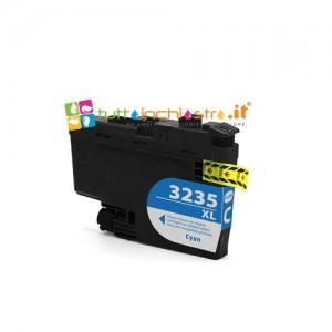 Cartuccia Compatibile Epson Ciano Serie T032240