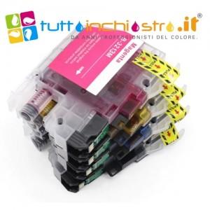 Kit 8 Cartucce Compatibile Epson Serie 1636