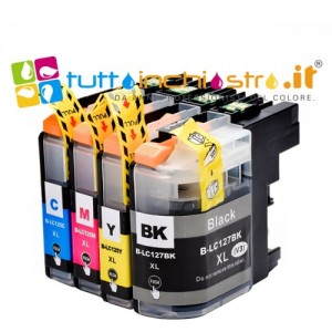 Toner Rigenerato Brother TN-2005HC Nero