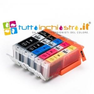 Kit 5 Cartucce Canon...