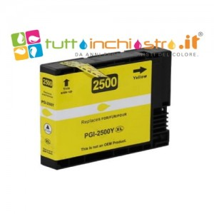 Cartuccia Canon PGI-2500XLY...
