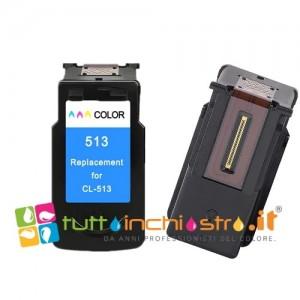 Cartuccia Compatibile Canon CLI-526 Ciano