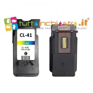 Cartuccia Compatibile Epson Colore Serie T008401