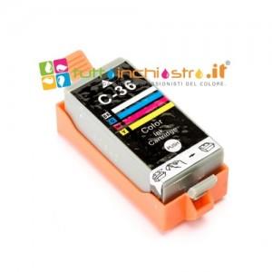 Cartuccia Compatibile Epson Ciano Serie 1292