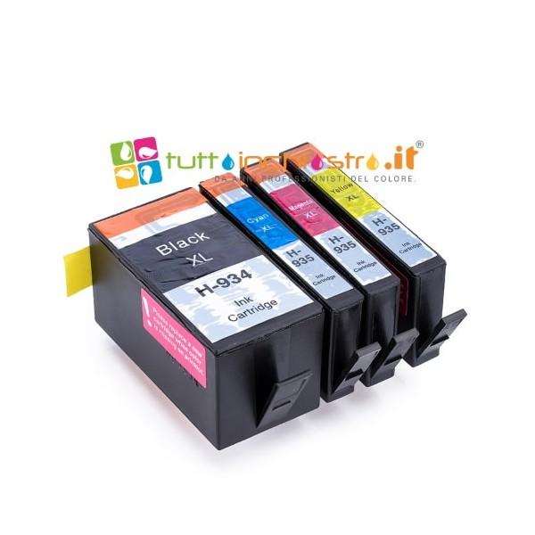 Cartucce Ricaricabili Brother Lc-980 e Inchiostro Compatibile