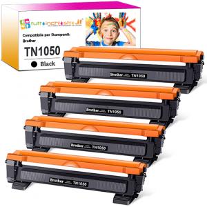 Kit 4 Toner Brother TN-1050...