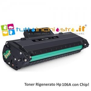 Toner HP 106A Nero...