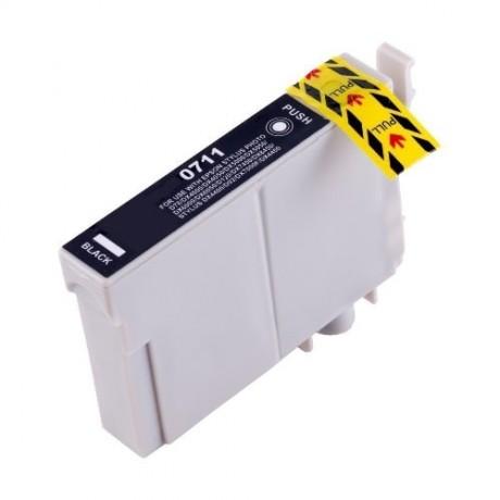 5 Cartucce Compatibile Epson T0711 Nero