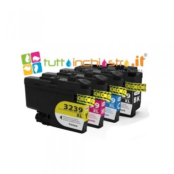 Toner Rigenerato Brother TN-326BK Nero