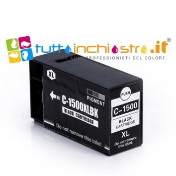 Kit 5 Cartucce Compatibile Brother Nero e Colore Serie Lc-980