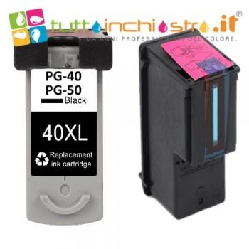 Cartuccia Compatibile Canon CLI-521 Nero
