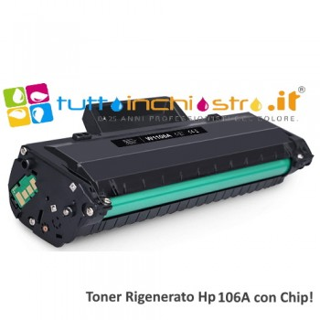 Toner Rigenerato Nero Kyocera Serie TK-1125